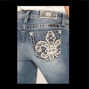 💥HP💥Miss Me boot cut jeans/Brand New With Tags